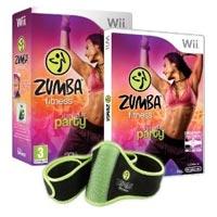 Zumba Fitness Workout voor de Wii